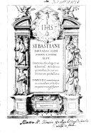 Sebastiani Barradas ... Tomus II. Commentariorum in concordiam, et historiam quatuor euangelistarum