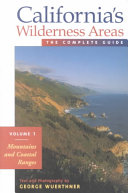California s Wilderness Areas  Mountains and coastal ranges