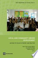 Local and Community Driven Development