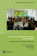 Local and Community Driven Development