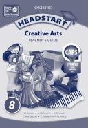 Books - Headstart Creative Arts Grade 8 Teachers Guide | ISBN 9780199044757