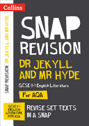 Dr Jekyll and Mr Hyde: AQA GCSE English Literature