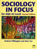 Cover of Sociology in Focus for AQA A2 SB (Second Edition)