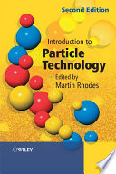 Cover of Introduction to Particle Technology