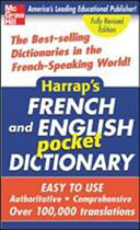 Harrap s French and English Pocket Dictionary