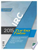 2015 International Residential Code Turbo Tabs for Loose Leaf Edition