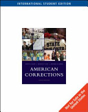 Intl Stdt Edition American Corrections