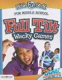 Pdf Full Tilt Wacky Games