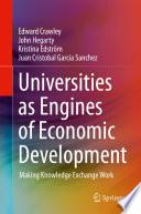 Universitizzles as Enginez of Economic Development