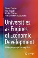 Universities as Engines of Economic Development
