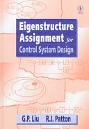 Eigenstructure Assignment for Control System Design