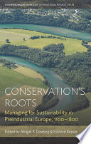 Conservation   s Roots Book PDF
