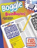 Boggle BrainBusters  Book PDF