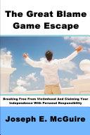 The Great Blame Game Escape