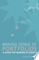 Ebook Making Sense Of Nursing Portfolios A Guide For Students