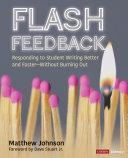 Pdf Flash Feedback [Grades 6-12] Telecharger