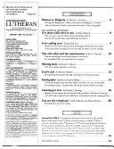 The Northwestern Lutheran Book
