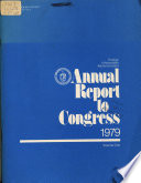Annual Report to Congress Book