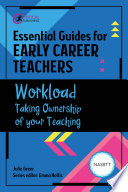 Essential Guides for Early Career Teachers  Workload