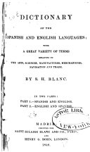 Dictionary of the Spanish and English Languages
