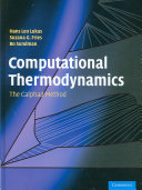 Computational Thermodynamics
