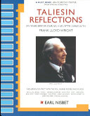 Taliesin Reflections Book
