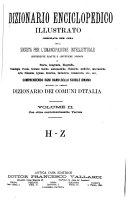 Dizionario enciclopedico illustrato