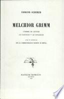 Melchior Grimm
