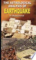 The Astrological Analysis Of Earth Quake