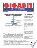 Gigabit/ATM Monthly Newsletter September 2010