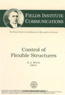 Control of Flexible Structures