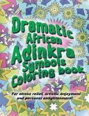 Adinkra Coloring Book