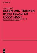 Essen und Trinken Im Mittelalter (1000-1300)