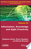 Information  Knowledge and Agile Creativity Book
