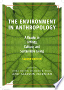 Cover of The Environment in Anthropology (Second Edition)