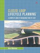 Closed Loop Lifecycle Planning Pdf/ePub eBook