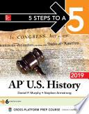 5 Steps to a 5: AP U.S. History 2019