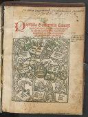 Postilla Guillermi in Euangelia et Epistolas de tempore de sanctis et pro de functis [!] p[er] cursum anni
