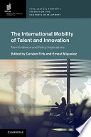The International Mobility of Talent and Innovation