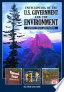 Encyclopedia Of The U S Government And The Environment Book PDF