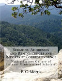 Pdf Sermons, Addresses and Reminiscences and Important Correspondence