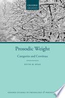 Prosodic Weight