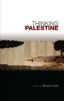 Thinking Palestine
