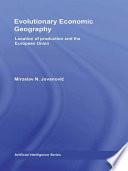 Evolutionary Economic Geography