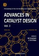 Advances in Catalyst Design Book