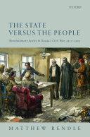 The State versus the People Pdf/ePub eBook
