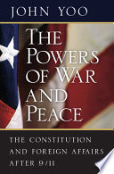 The Powers of War and Peace Book