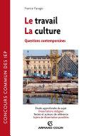Pdf Le travail - La Culture Telecharger
