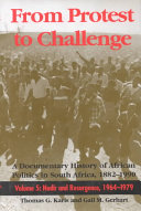From Protest To Challenge Nadir And Resurgence 1964 1979