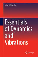 Cover image of Essentials of dynamics and vibrations